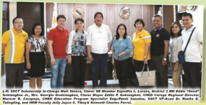 SSCT Eyes Opening of Claver Extension Campus