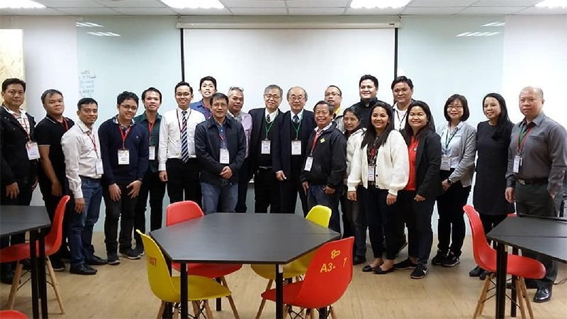 Engineering and Technology Faculty Attended the 2019 TTU Winter School Photovoltaics Workshop at Taipei, Taiwan